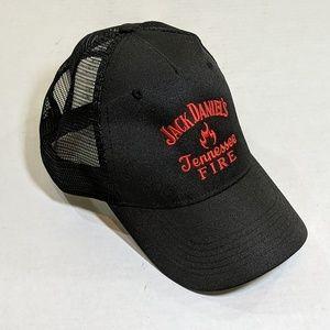 Jack Daniel's Tennessee Fire Trucker Hat